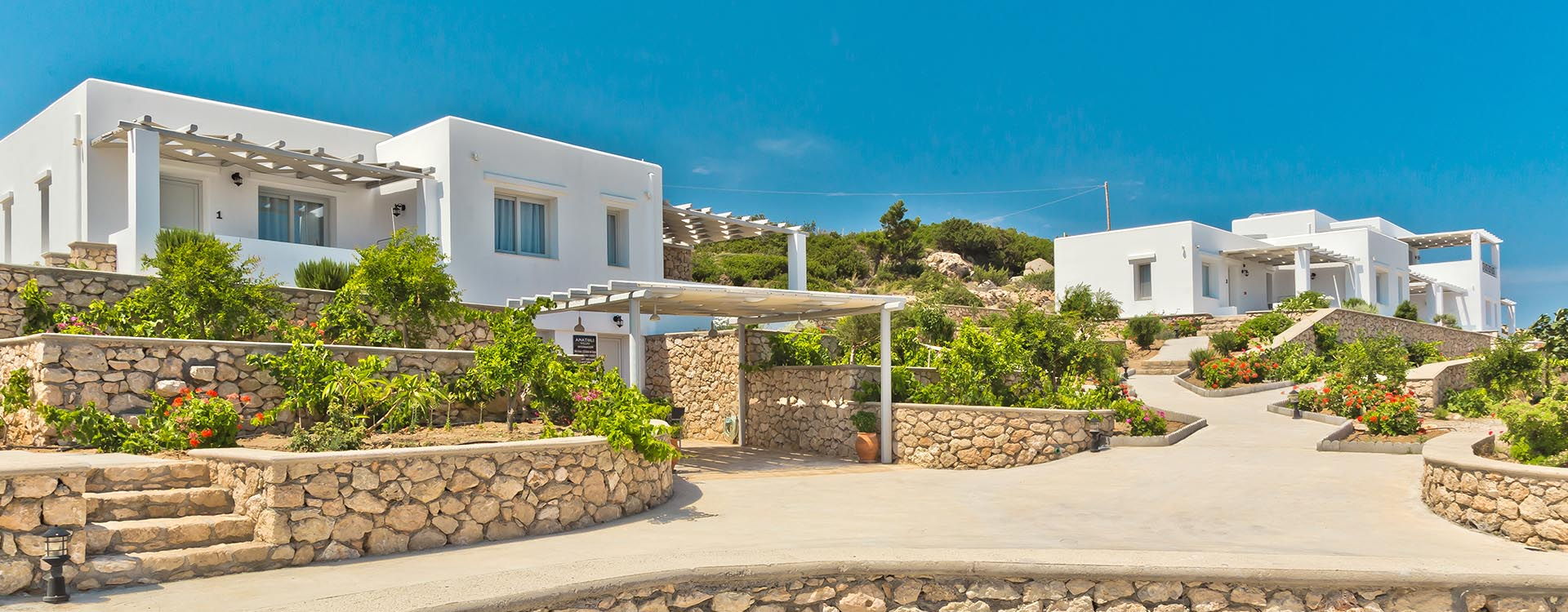 Welcome to Anatoli Villas, Ammoopi, Karpathos